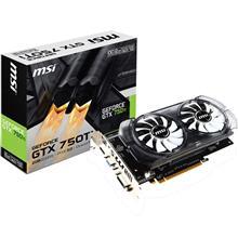MSI GeForce GTX N750 TI-2GD5T/OCV1 Graphics Card